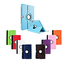 for Samsung N8000 Tablet Case 360 Degree Rotating Stand for Samsung Galaxy Note GT-N8000 N8010 10.1 inch Protective Cover(China)