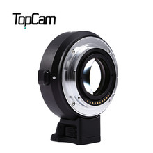 VILTROX EF - E Lens Mount Adapter Ring for Canon EF  Lens to Sony Camera Auto Focus Increase Aperture Decrease Focal Length