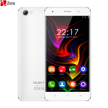 Original OUKITEL C5 3G Smartphone Android 7.0 MTK6580 Quad-core Cell Phone 2GB RAM 16GB ROM 5.0MP 5.0inch Dual Sim Mobile Phone