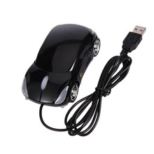Mini Cretive Mouse Mice Optical Wired USB 1200dpi Car Style for PC Laptop Notebook for 98/ 2000/NT/ME/XP/MAC/VISTA