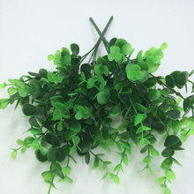 Superior 2017 Special Offer New Flower Decoration 1 Pcs 25 Leaves Simulation Flowers  Plants Artificial Tree Vivid