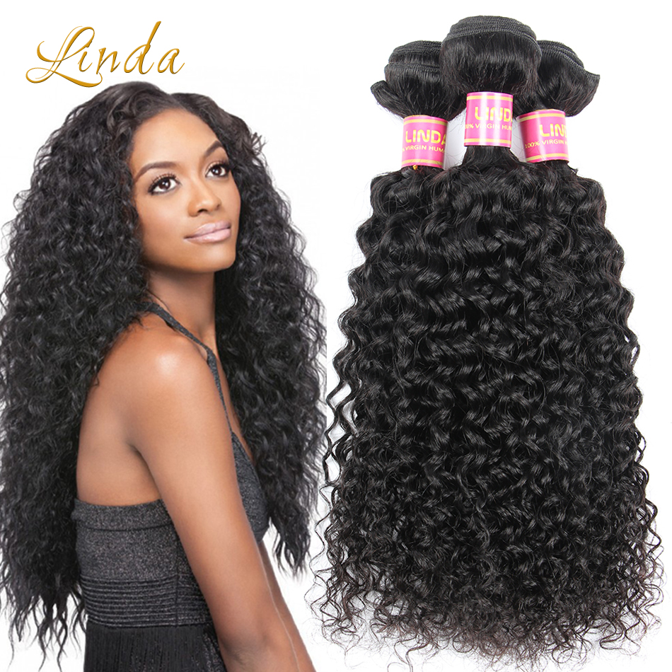 Brazilian Kinky Curl Virgin Hair 3pcs Bohyme Jerry Curly Human Hair Weave Afro Kinky Curly Tight Curly Hair Rosa Hair Products<br><br>Aliexpress