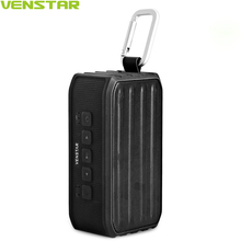 VENSTAR S203 Waterproof Mini Portable Speaker 7W Stereo Wireless Bluetooth Speaker with Ultra Bass HiFi Sound for Outdoor Sports
