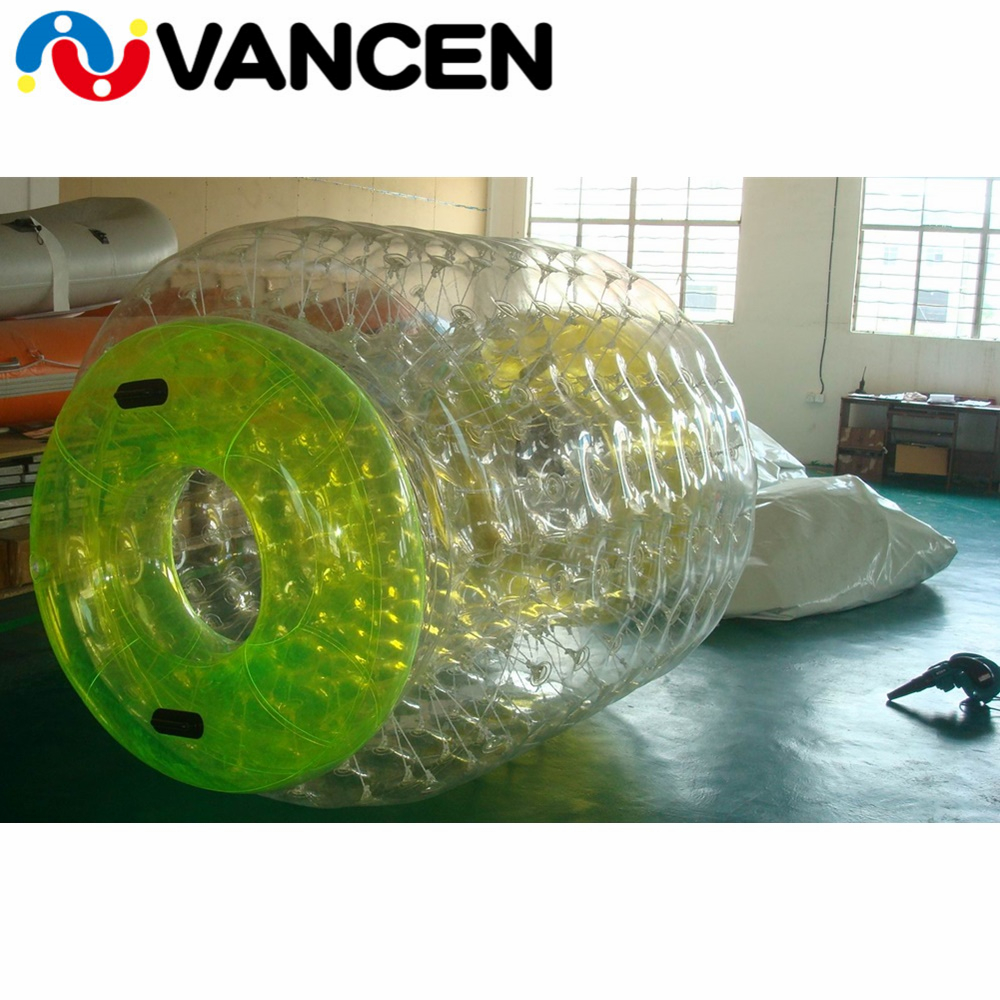 inflatable rolling ball06