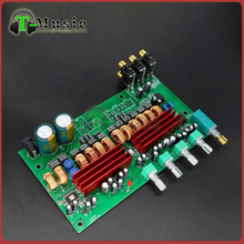 TPA3116 5.1 6 Channel Digital power amplifier Completed board 50W*5 + 100W