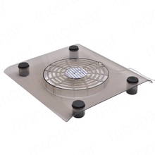 PC Cooler Base 12inch Notebook Cool Pads Laptop Cooler Fan USB 2.0 Plug Silent Fan Speed Cooling Pad(China)
