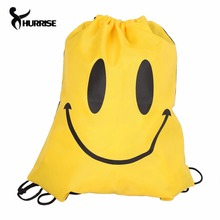 Portable Storage Bag 3D Printing Drawstring Bag Travel Bag Organizer Folding Shoe Bags Storage Softback School Girls Backpacks