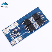 2S 10A 6.4V DIY Lithium Iron Phosphate Battery Protection Charger Board Overcharge Li-ion Charging Module For Electric Tools