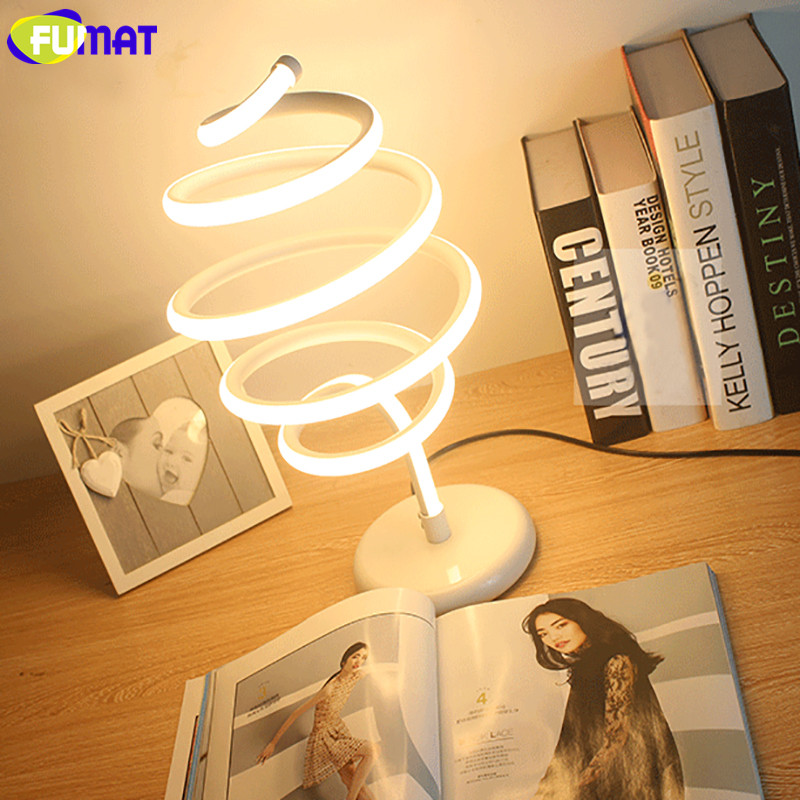 Honeycomb Spiral Table Lamp 13