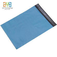"6.7""x11.8""""(17*30CM) 100pcs wholesale blue  Poly Mailers Bag, Blue Plastic Mailing Express Envelope, Premium Quality"