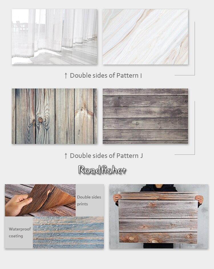 Double side wooden backdrop 10