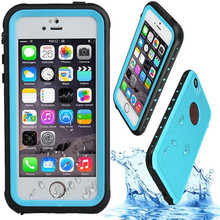 For iphone 5 Waterproof IP68 Underwater Life Water Proof Shockproof Hard Case For Apple iPhone 5/5S/SE