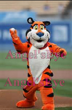 Tiger Mascot Costume Adult Cartoon Character Hot Sale Custom Tiger Carnival Fancy Anime Cosplay Costumes Dress Kits