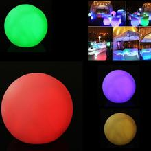 Children Room Color Changing LED Night Light Christmas Lamp Night Lighting Ball for Baby Kid Bedroom Party Romantic Lighting
