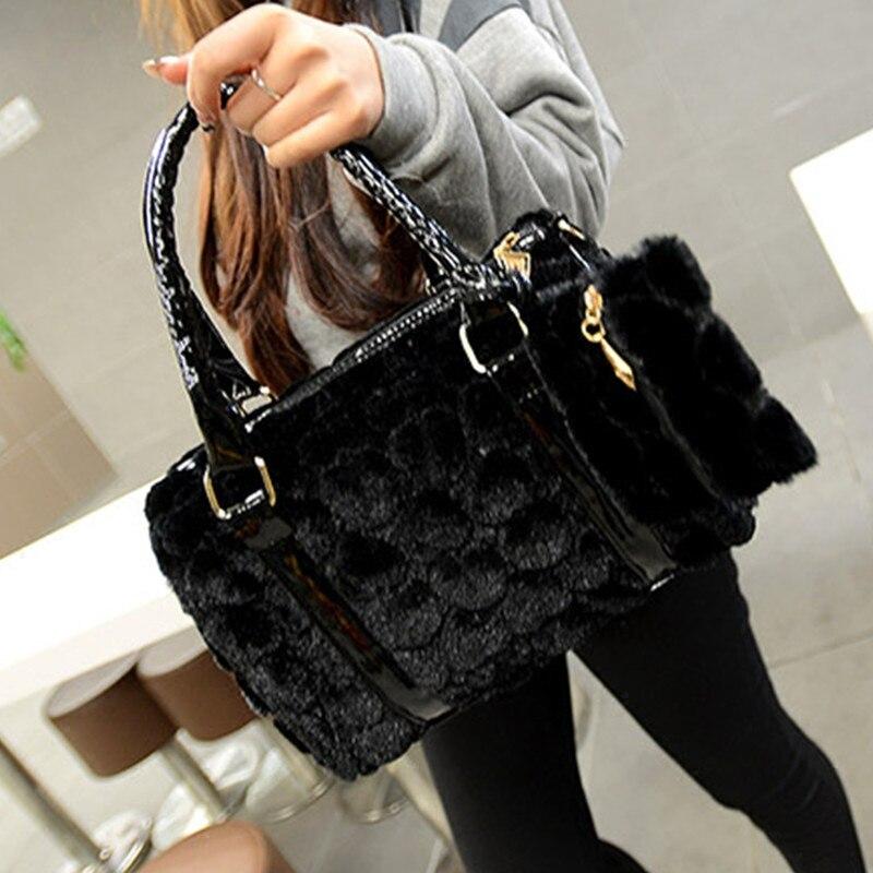 Free shipping, 2017 new women handbags, fashion Korean version shoulder bag, plush woman messenger bag, beautiful trend flap.<br><br>Aliexpress