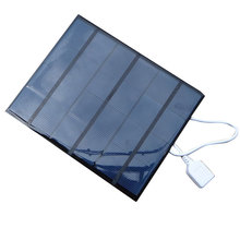 3.5W 6V solar battery panel USB2.0 Folding Solar Panel Bank External Charger Power Smart Mobile Phone - MICHELLE TRADING CO., LIMITED store