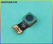 HAOYUAN.P.W New Rear Main Back Camera Module With Flex Cable Ribbon Replacement Part For Lenovo S860(China)