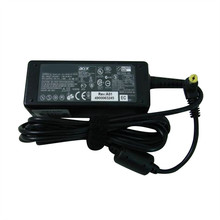 19V 1.58A 30W AC Adapter Charger + Cord for Acer Aspire One KAV10 KAV60 Drop Shipping Wholesale