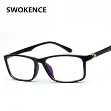 High Quality Women Flexible Plain Glass Spectacles Filling Prescription Spectacle Optical Frame Fashion Frames For Students F131