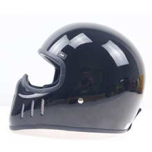 TTCO style Motorcycle Helmet Freedom style bike helmet Japanese Style full face helmet Vintage and Safety casco(China)