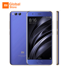 "Xiaomi Mi6 Mi 6 Mi6 64GB 4GB RAM Mobile Phone Snapdragon 835 Octa Core 5.15"" FHD Four Sided Curved Body 12MP Dual Back Cameras(China)"