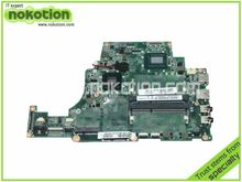 NOKOTION материнская плата для ноутбука Toshiba Satellite u845 da0by2mb8d0 a000211310 i5-3317U HM77 GMA HD4000 DDR3(China)