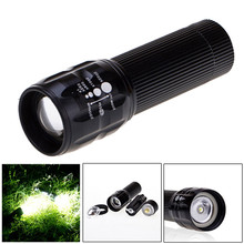 Mini 1200LM High Power Torch Cree Q5 LED Tactical Flashlight AA Lamp Light Outdoor Bicycle Light Accessories Wholesale Feb 22