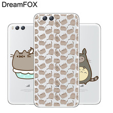 Buy DREAMFOX L081 Pusheen Cat Soft TPU Silicone Case Cover Xiaomi Mi Note 2 4 5 6 C S X Plus for $1.33 in AliExpress store
