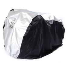 200*75*110cm Bicycle Cover Bike Rain Snow Dust Sunshine Protective Motorcycle Waterproof UV Protection Cubiertas