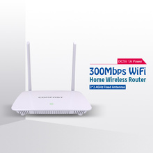 Comfast 300Mbps WIFI Router WR625N-V2 English Version WiFi coverage 2.4Gghz smart system Control Home Use WiFi Wireless Routers(China)