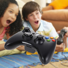 Game Controller Black Color New Wireless Bluetooth Gamepad Remote Controller Console For Microsoft for Xbox 360
