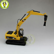 1/50 Norscot 55282 323D L Hydraulic Excavator with CAT H120E Hammer