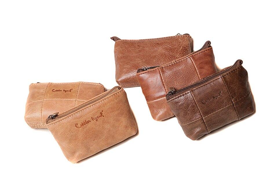 محفظة صغيرة جلد طبيعي 5