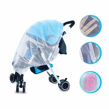 Baby Stroller Pushchair car Mosquito Insect Shield Net Safe Infants Protection Mesh Stroller Accessories Mosquito Net