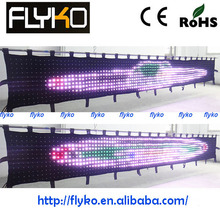 Free shipping Online Buy Wholesale indoor led video curtain from China(China)