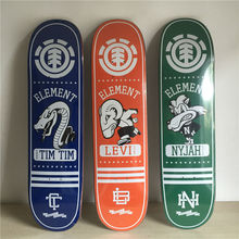 "Pro quality Element 8"" Skateboarding deck made by 7Plys Canadian Maple for Pro SK8ERS Play in the Park or Street Decks"