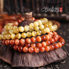 Natural obsidian Jinyao Shi brave bracelet tiger eye stone bracelet hand chain men and women bracelet jewelry wholesale(China)