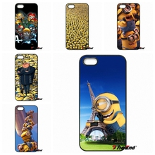 Cute Despicable Me Gru Minions Army Cell Phone Case For Motorola Moto E E2 E3 G G2 G3 G4 PLUS X2 Play Style Blackberry Q10 Z10