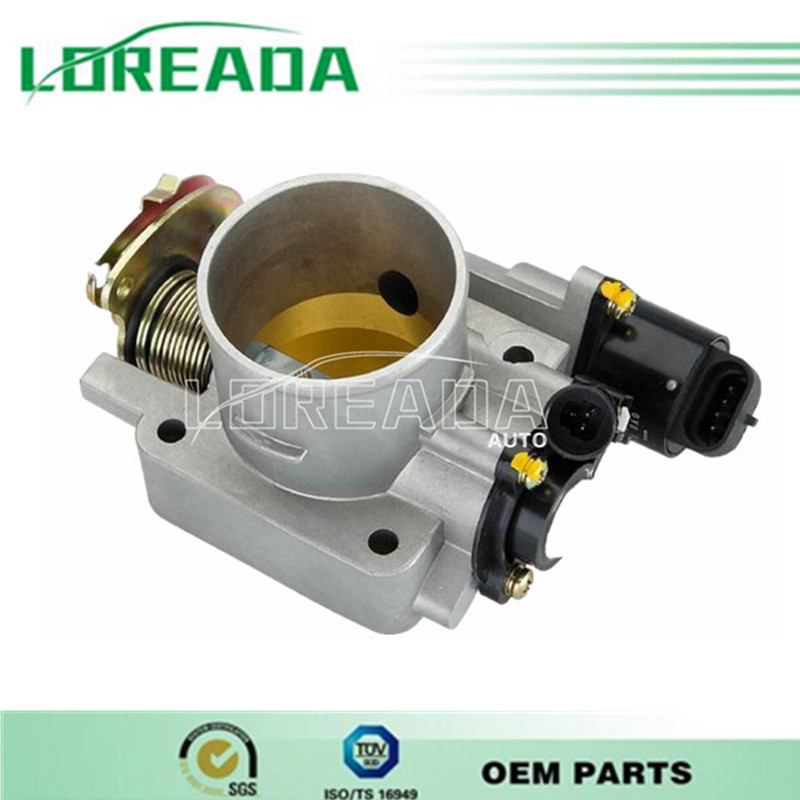 Original Throttle body  D50B  for DELPHI  system 1.3L/1.5L Bore size 50mm Throttle valve assembly 100% Testing new<br><br>Aliexpress