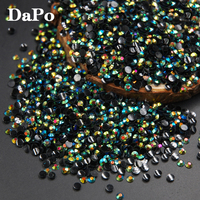 2017 Special Sales Olive Green Magic Color AB Jelly Resin FlatBack  Rhinestone For Nail Art Rhinestones a284e9ecd563