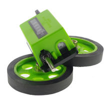 Mechanical Length Counter Meter Counter Rolling Wheel Drive Ratio:1:3(China)