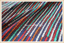 150cm width Paris pearl fabric Geometry pattern Stripe can't see through for skirt suit-dress headband CH-4751