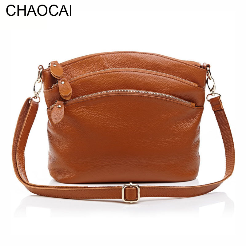fashion women handbag genuine leather shouler bag cow leather crossbody bag mother bag colors new arrival<br>