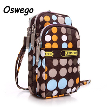 Multifunction 3 Layers Zipper Fashion Summer Style Mini Bag Women Shoulder Bags Messenger Bags Famous Brands For Girls Bag