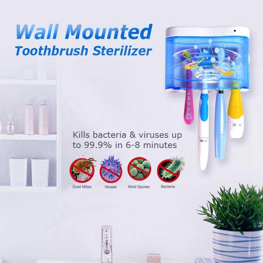 Электрическая зубная щетка соник