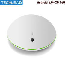 Colorful Design Dual band 5G wifi Smart Android 6.0 TV box bluetooth BT network Multi media player 2G 16G quad core XBMC DLAN 4K