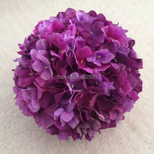Inner dia.7cm Outside dia.20cm Watercress hydrangea wedding kissing flower ball decoration 4pcs/lot FREE SHIPPING