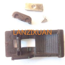 Free shipping Hangkai 2 stroke 4 hp outboard shell latch latch hinges locking lugs(China)