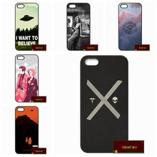 The x files i want to believe capa case para iphone 4 4s 5 5s 5c 6 6 s plus samsung galaxy s3 s4 mini s5 s6 note 2 3 4 DE0941