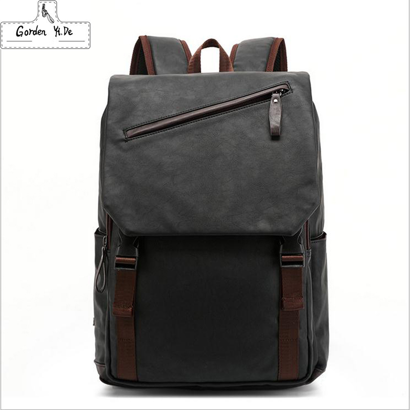 GYD Women Backpack High Quality PU Leather Mochila Escolar School Bags For Teenagers Girls Top-handle Backpacks <br><br>Aliexpress
